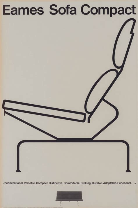 eames sofa compact dimensions marquee poster eames sofa compact 1981 us arch d