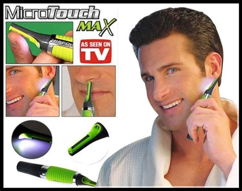 As Seen On Tv Micro Touch Microtouch Max Men Personal