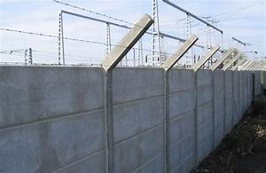 Mur En Béton : chopin nos produits cl tures en rouleaux plaques b ton mur en plaques b ton ~ Melissatoandfro.com Idées de Décoration