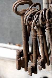 Alte Schlüssel Deko : mit dem alten leben mit dem alten leben schl ssel t ren und alte schl ssel ~ Orissabook.com Haus und Dekorationen