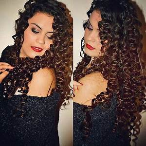 Locken Machen Lange Haare