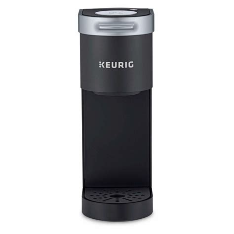 Just add fresh water for each brew. Keurig K-Mini Single Serve K-Cup Pod Coffee Maker - K-MINI | Lifestyle By Focus