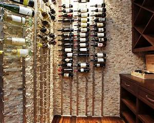 Good Wall Mount Wine Rack — Home Designs Insight : Wall