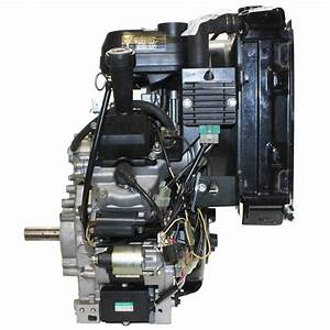 22hp Kawasaki Engine 1 8 U0026quot  Liquid Cooled John Deere 425