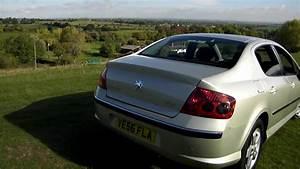 2007 Peugeot : 2007 peugeot 407 1 6 hdi 110 youtube ~ Gottalentnigeria.com Avis de Voitures