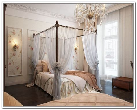 Beds With Drapes  Design Decoration