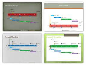 Office Timeline PowerPoint Template
