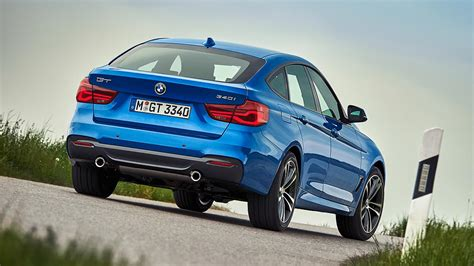 bmw  series hatchback gran turismo facelifted