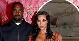 Kim Kardashian and Kanye West reveal they have called their son Psalm West  | OK! Magazine