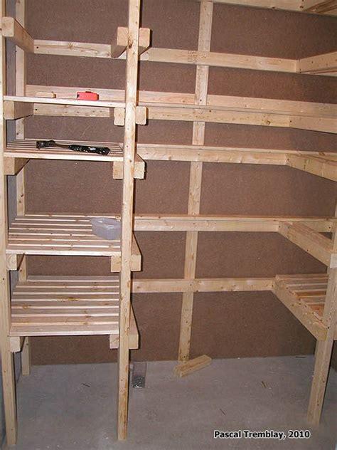 fabriquer sa chambre froide plan de chambre froide domestique système de ventilation