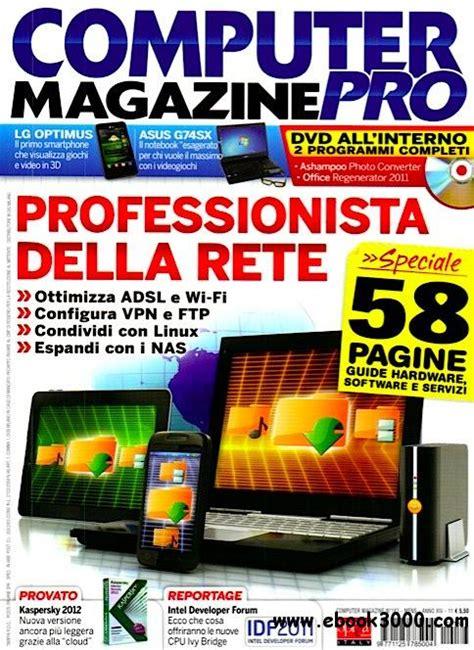 computer magazine pro novembre 2011 free ebooks