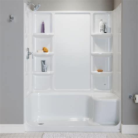 elevate shower wall surround american standard