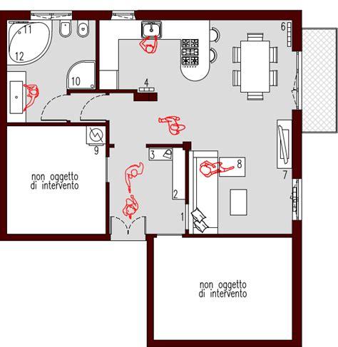 progetto  mq architettura  domicilio