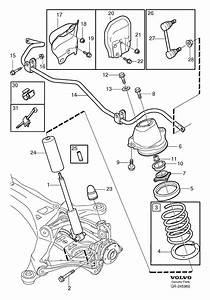 2002 Volvo S60 Engine Diagram