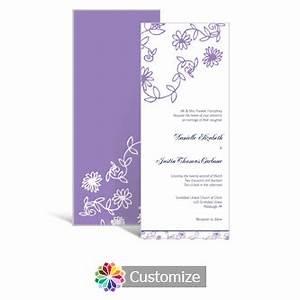 modern lilac flowers wedding stationerycustom wedding With wedding invitations with lilac flowers