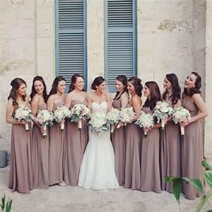 wedding ideas mad about mauve modwedding With mauve wedding dress