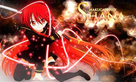 Shana Anime Wallpaper - shakugan no shana hd wallpaper background image