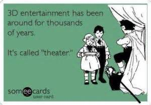 Theater Memes - our 10 favorite theatre memes theatrical rights worldwide online
