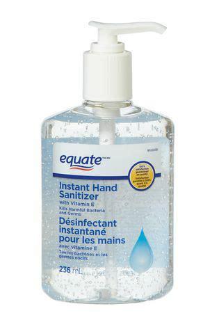 equate instant hand sanitizer walmart canada