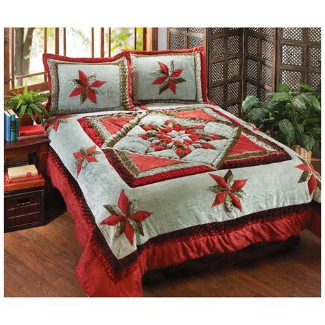 castlecreek starburst chenille comforter set 226566