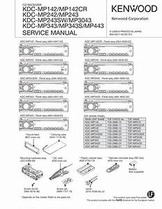 Kenwood Kdc 322 Wiring Diagram
