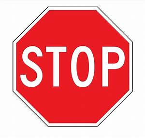 Stop, Sign, 600, X, 600mm