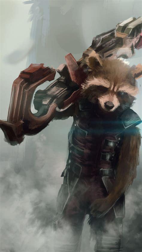 Guardians Of The Galaxy Wallpaper Rocket Raccoon Guardians Of The Galaxy Fanart By Ruinroadie On Deviantart