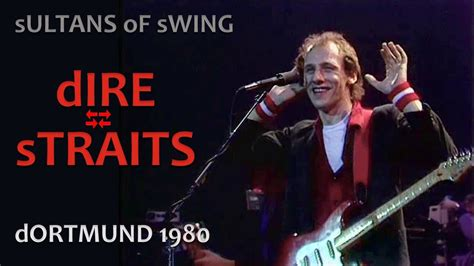 dire straits live sultans of swing 50 fps sultans of swing dire straits 1980 dortmund