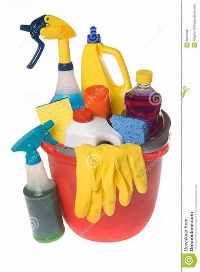 Cleaning Supplies Bucket Limpeza Emmer Fontes Cubeta