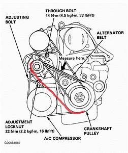 2013 Civic 18 Belt Diagram