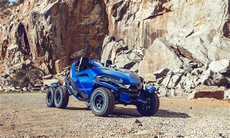 ferox azaris  road vehicle cool material