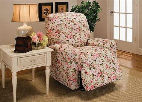 rocker recliner covers rocker recliner slipcover home furniture design