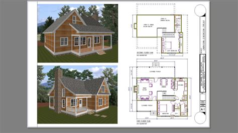 Small 2 Bedroom House Small 2 Bedroom Cabin Plans, 4