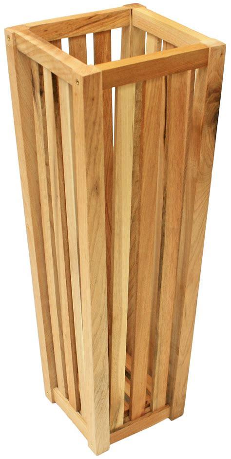 maribelle wooden umbrellawalking stick storage stand