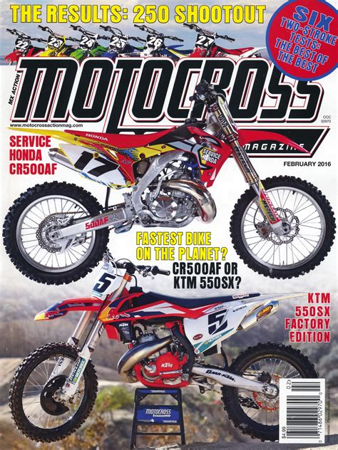 motocross action mag have you seen the new mxa the shootout smoker special