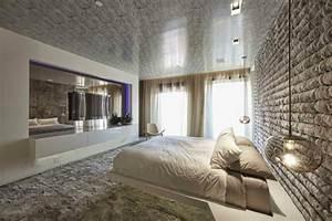 Schlafzimmer Lampen Design : luxus schlafzimmer 32 ideen zur inspiration ~ Markanthonyermac.com Haus und Dekorationen