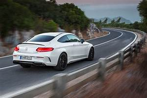 Mercedes C63 Amg 2017 : 2017 mercedes amg c63 coupe brings twin turbo punch with up to 503 hp ~ Carolinahurricanesstore.com Idées de Décoration