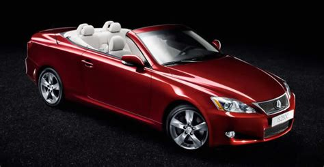 lexus convertible cars convertible car magazine