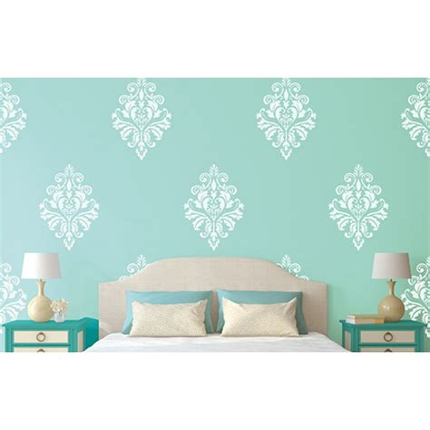 rich tapestry asian paints wall fashion stencil buy