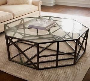 Table Basse Fer Forgé : table basse ikea verre et fer forge ~ Teatrodelosmanantiales.com Idées de Décoration