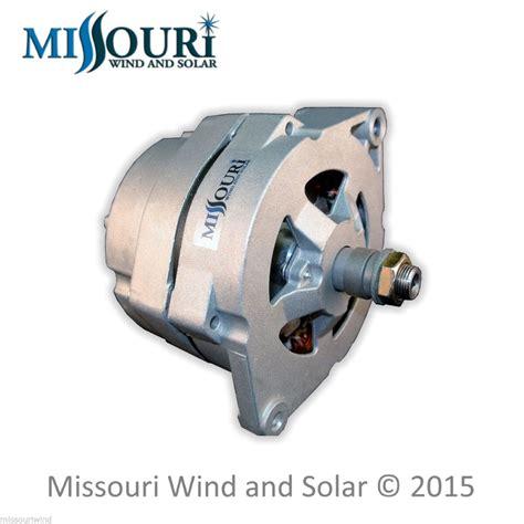 permanent magnet alternator 12 volt dc for building a wind turbine generator ebay
