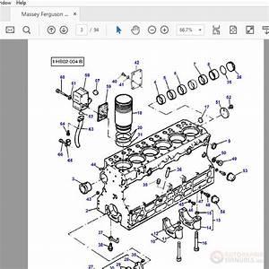 File  Massey Ferguson 40 Wiring Diagram