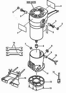 Craftsman Model 315275121 Laminate Trimmer Genuine Parts
