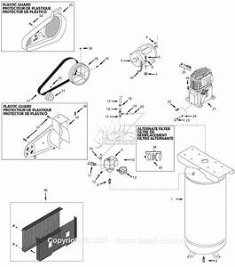 Campbell Hausfeld Vt632900 Parts Diagram For Air