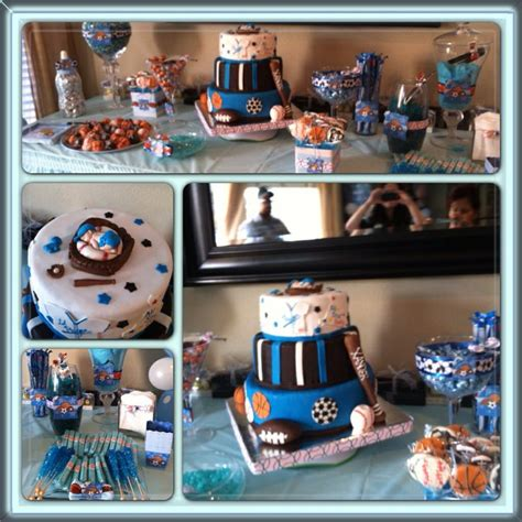 17 Best Images About Allstar Baby Shower On Pinterest