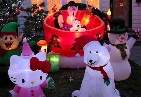 christmas inflatable decorations   inflatable