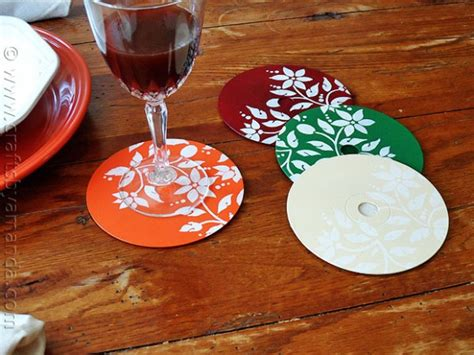 14things To Do With Cds And Dvds  Moms And Crafters