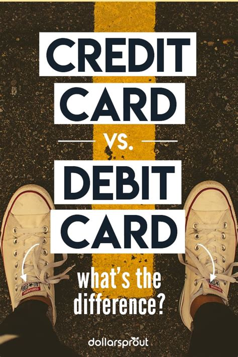 A lot of people make online credit card. Credit Card vs. Debit Card: The Difference and Why You Need to Know