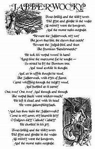 Lewis carroll, Carroll o'connor and Poem on Pinterest