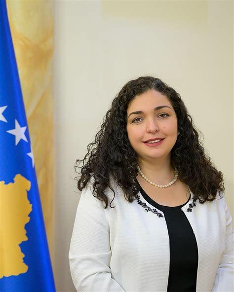 Vjosa osmani was elected as the new president of kosovo on sunday. Vjosa Osmani - Wikipedia, la enciclopedia libre